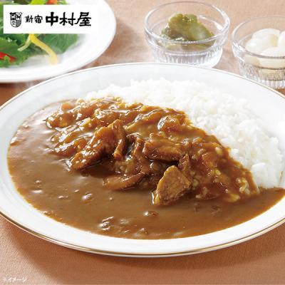 新宿中村屋 プチカレー(ビーフマイルド)/120g×20袋