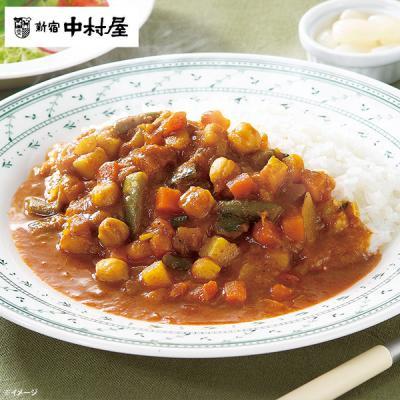 新宿中村屋 プチカレー(彩り野菜と豆)/120g×20袋