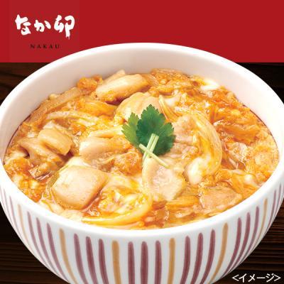なか卯 親子丼の具/7食