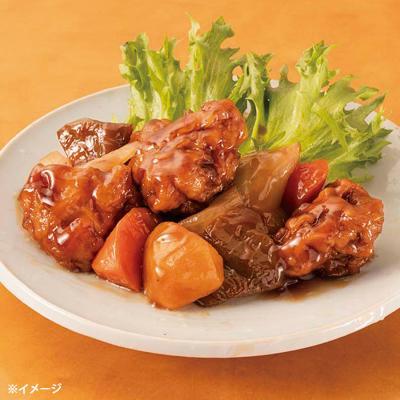 大戸屋監修 鶏肉と野菜の黒酢あん/160g×3 計480g