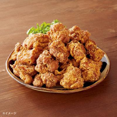 レンジで楽ちん!鶏もも唐揚げ/1kg