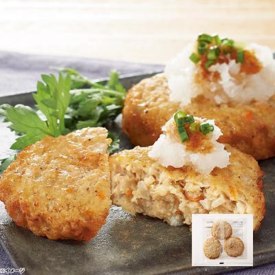 鶏肉と根菜のふんわり豆腐ハンバーグ/1.5kg