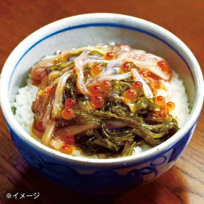 北海道ぶっかけネバネバ丼の具/12食